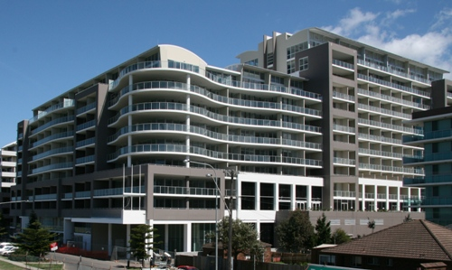 Parkview Property Development Construction Sydney